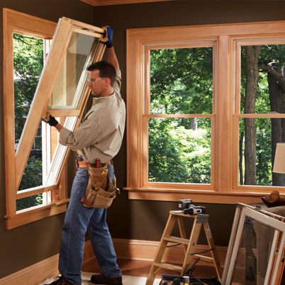 Mahoney's Building Supply Window Installation